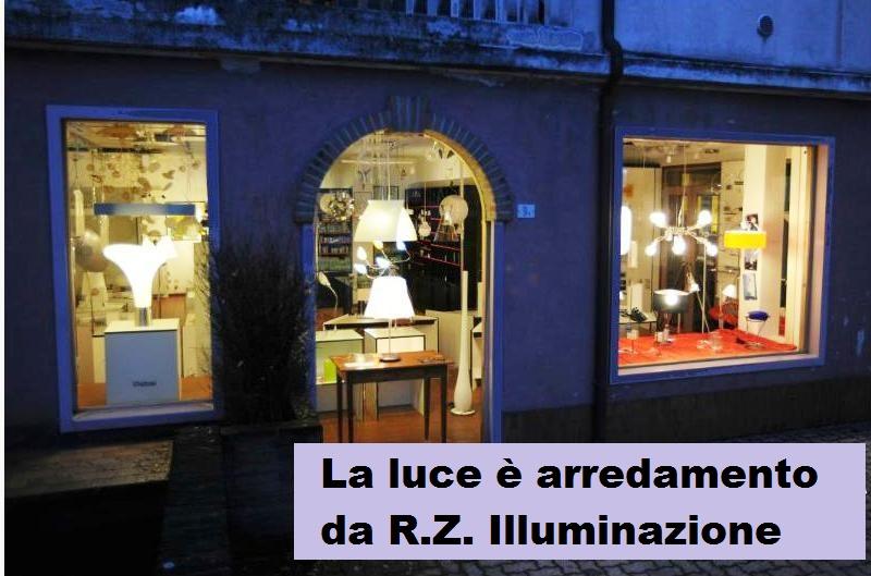 Illuminazione r z negozi del lupo